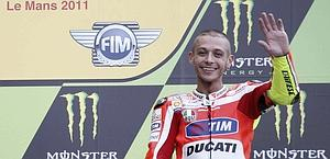 32-year-old Valentino Rossi had one podium finish with the Ducati. LaPresse
